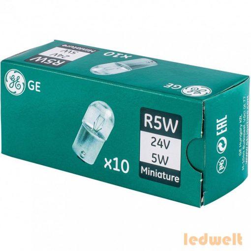 GE Original 2627 24V R5W jelzőizzó 10db/csomag