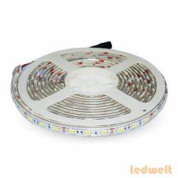 RGB LED szalag SMD5050 - 60 LEDs Nem vízálló