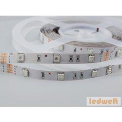 RBG LED szalag SMD5050 - 30 LEDs Nem-Vízálló