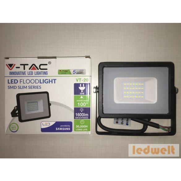 Pro LED reflektor (20 Watt/100°) - Hideg fehér fényű