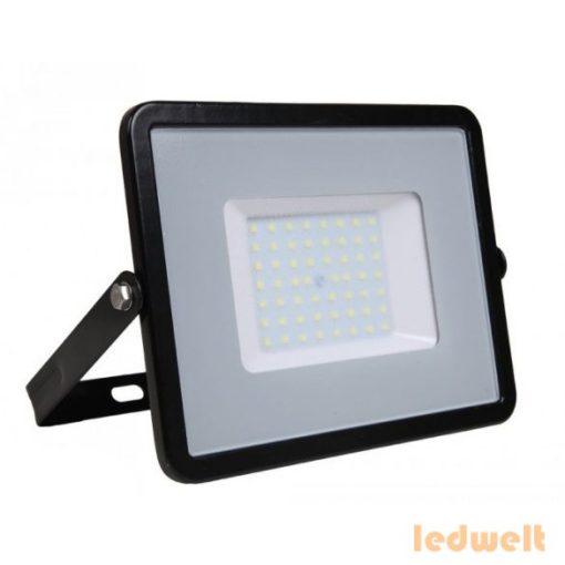 V-TAC Pro LED Slim reflektor 50W 6400k hideg fehér led reflektor